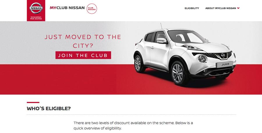 Club Nissan