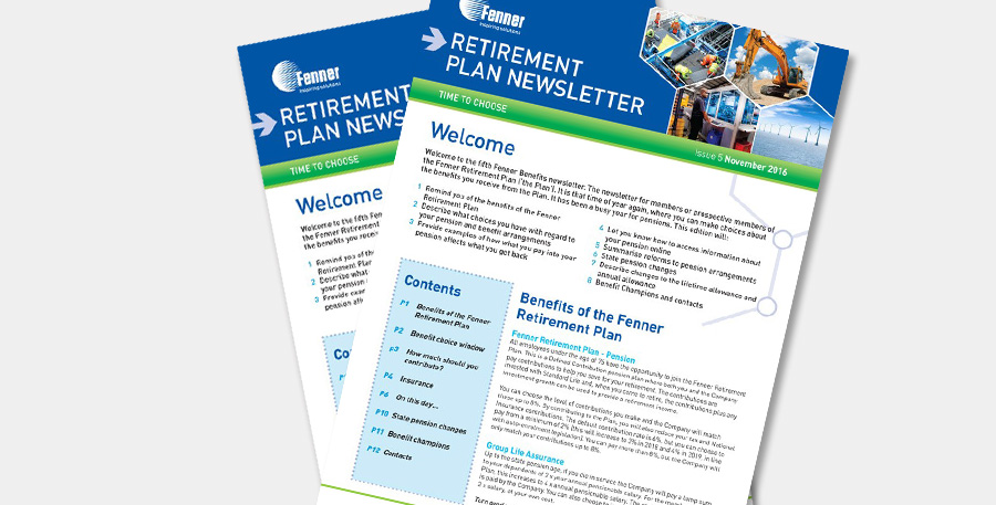 Pension Newsletter